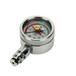 BZY-60耐震双针压力表综采支架专用压力表矿用压力表批发