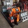 供應天津沃特GZB一90E高壓雙打旋噴泵高壓注漿泵55-90kw