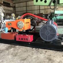 供应天津沃特高压泵泥浆泵灌浆泵GZB-10双液灌浆泵图片