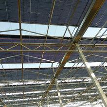 河北唐山温室大棚内外遮阳系统遮阳网温室大棚工程