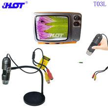 HOT便携电视机显微镜远焦TV显微镜600倍数码显微镜图片