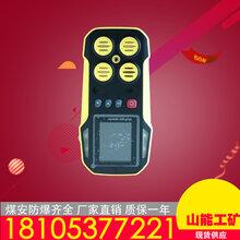 CD4多參數氣體測定儀礦用防爆多種氣體檢測儀圖片