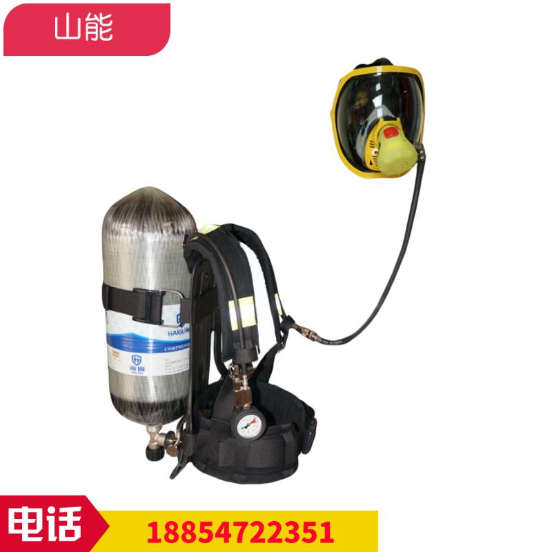 厂家直销RHZKF6.8/30正压式空气呼吸器质检合格性价比高