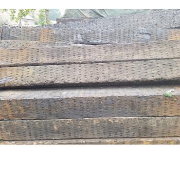 防腐枕木质优价廉枕木一立方价格塑料枕木