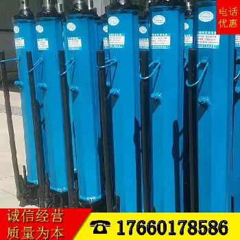 矿用液压推溜器厂家直供YQ系列液压推溜器应全液压的推溜器