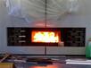 镇江取暖壁炉别墅设计燃木壁炉真火壁炉