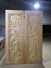 成都中式木花格/成都中式木窗定制批发图片