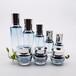 化妝品瓶噴漆廠,玻璃瓶噴漆廠,瓶子高低溫絲印燙金廠