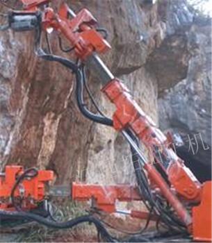江西拓山矿机厂家直销DT2-35履带双臂全液压掘进凿岩台车图片1