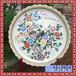 陶瓷海鲜大瓷盘定做景德镇青花陶瓷大盘酒店专用海鲜大盘