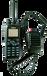 KH300对讲机GPS/北斗定位肩咪