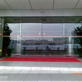 房山区佛子庄安装维修玻璃门