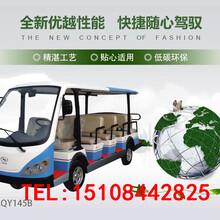 供应朗晴4-14座电动观光车价格旅游观光游览车厂家价格