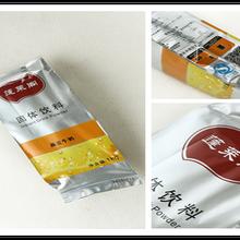 三合一果味粉造就奶茶粉品牌不老传奇