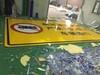 寧夏標牌廠固原反光標牌固原指路牌交通安全警示標志牌制作