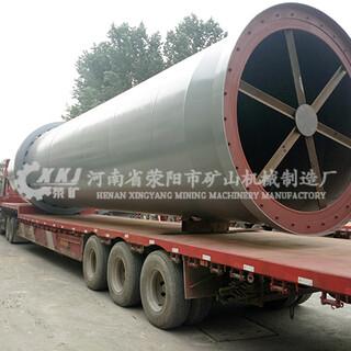河南日产650吨石灰回转窑设备环保性能好吗图片