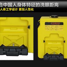 防城港6650壁挂式洗眼器(桶),贵港BTBX11手推车移动式洗眼器便携式洗眼器