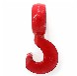 G80眼型轉脖鉤(又稱為G80鏈條滑移鉤)_保定市凱萊索具有限公司