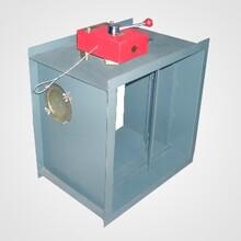 山东亚太出售消防排烟工程强制产品(280度防火阀常闭排烟防火阀)