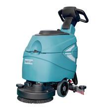 优良品质良心售后亲民价格国产洗地机JWT-35手推式电动洗地机图片