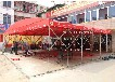 廣州推拉伸縮帳篷大排檔雨棚