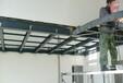 北京专业阁楼制作搭建室内钢结构夹层二层隔层