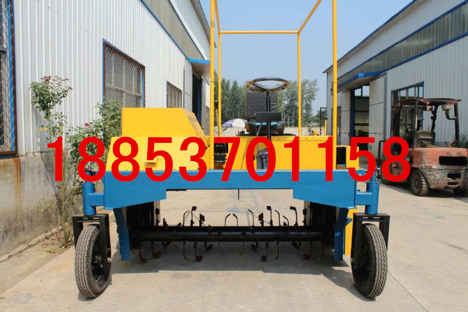轮式小型翻堆机潍坊四轮小型翻堆机厂家