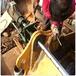 太原挖掘机镗孔机-工程机械镗孔机