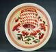 稀少的磁州窑白地红绿彩瓷器非常珍贵值得收藏