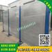 規格定制佛山卷板沖孔護欄湛江噴塑廠圓形孔圍欄熱鍍鋅板