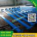 生產道路綠化沖孔板護欄深圳邊框隔離網上下兩層臨邊帶孔圍欄板