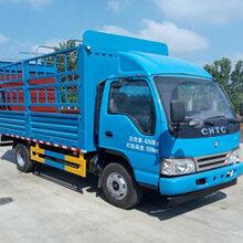 楚风牌单桥仓栅式运输车(国五标准)