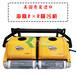 海豚2×2全自動吸污機帶遙控水下吸塵器游泳池吸污機清潔設備