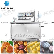 山东全自动月饼机月饼打饼机月饼机设备月饼机多少钱一台图片