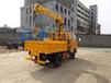2吨蓝牌双排随车吊_随车起重运输车钢丝绳