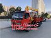3.2吨:广安夹砖3.2吨蓝牌随车吊随车吊司机违规操作电死人