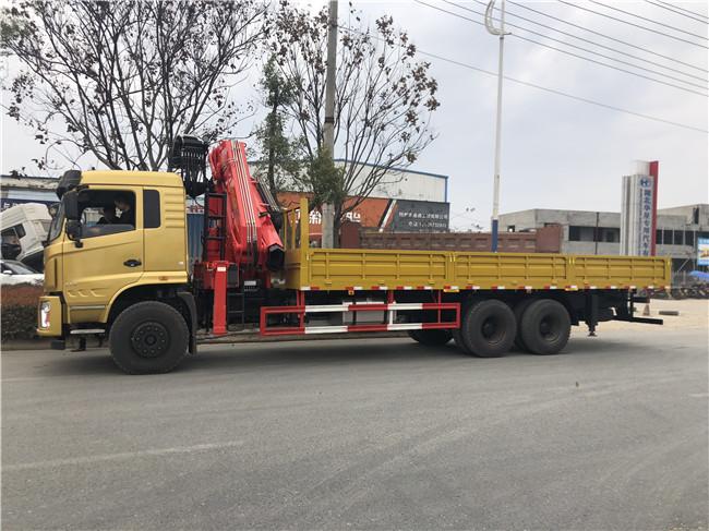 15噸可拉磚可夾磚隨車吊苗栗縣可拉磚可夾磚隨車吊