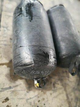 河南新乡管道疏通闭水气囊DN500橡胶堵头价格