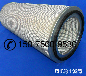自洁式3590铁盖式除尘滤芯用途塑料盖式除尘滤筒供应商多源工艺