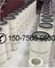 覆膜微孔3590铁盖式除尘滤芯规格塑料盖式除尘滤筒解图多源工艺