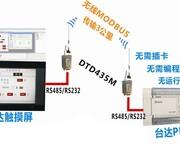 台达触摸屏与台达PLC无线通讯实例图片