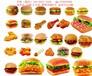 贵阳哪里有汉堡炸鸡原料批发的地方?贵阳鸡米花、薯条半成品、汉堡原料半成品批发