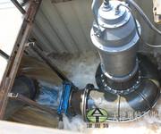 抽秸秆泵污水处理厂抽菌胶团泵安徽滁州ATQLX螺旋离心泵图片