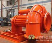 QLX螺旋离心泵生产厂家-螺旋式叶轮柔和性输送无堵塞的潜水螺旋离心泵图片