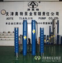 缅甸兴实达每小时32吨50吨到每小时200吨流量的深井泵-AT250QJ深井潜水泵厂家直销