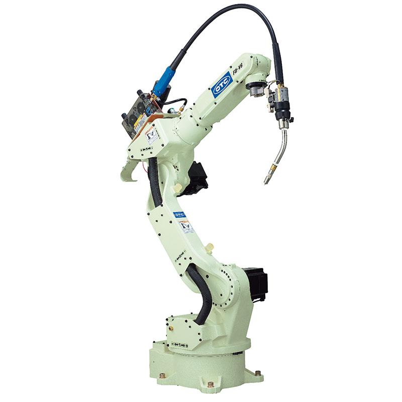 西安otc焊接机器人陕西otc机器省人工代替人工效率高