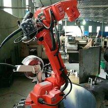 焊接機器人常見問題解決辦法西安瑞斯曼圖片