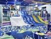 淘气堡儿童乐园超级蹦床百万球池魔鬼滑梯生产厂家直销