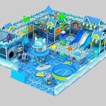 河南大型室内儿童乐园淘气堡厂家专业定制图片
