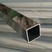 304不銹鋼方通生產非標尺寸管材17x17x0.5mm